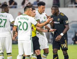 LAFC Striker Adama Diomande Says Portland Timbers Player Called Him The  N-Word So Yea, This Is Why We Don't Watch Soccer - Deadseriousness