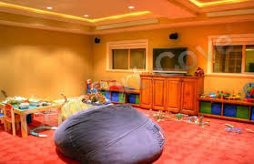 Kids Play Room Electric Heater Almond Digital Showroom Radiant Systems