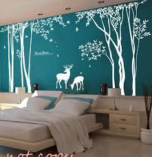 I Love This Deer Bedroom Vinyl Tree Wall Decal Tree Wall Decal Wall Stencil Nursery