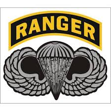 Airborne Ranger Logo Details About Us Army Ranger Tab With Airborne Wings 4 Inch Long Airborne Ranger Us Army Rangers Army Rangers