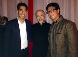 At a fund raiser for the Indian... - Abraham Verghese | Facebook