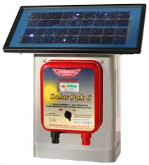 6 Volt Parmak Solar Powered Electric Fence Charger Df Sp Li 25 Mile Radius300541 For Sale Online Ebay
