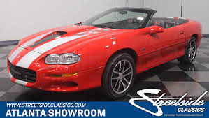 2002 Chevrolet Camaro Streetside Classics The Nation S Trusted Classic Car Consignment Dealer