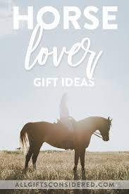 gifts for horse and equestrians