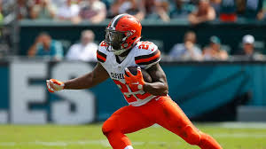 Cleveland Browns RB Duke Johnson says he still wants to be traded