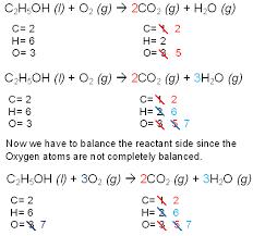 homework help balancing chemical