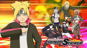 Naruto To Boruto Shinobi Striker Android - Naruto To Boruto Shinobi Striker  Apk + Mod OBB Gameplay for Android - All About Games Live