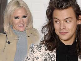 Caroline Flack and Harry Styles ...