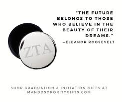zeta tau alpha initiation graduation gifts quotes for cards