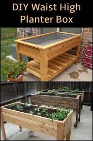 planter box to your garden