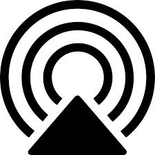 Kết quả hình ảnh cho iphone airplay icon png