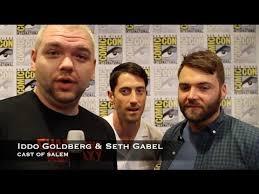 60 Seconds with Iddo Goldberg & Seth Gabel - YouTube