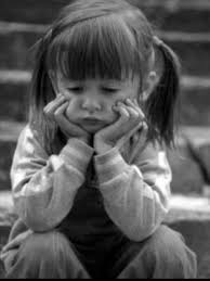 صور حزن اطفال