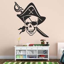 Pirate S Life Wall Decal Pirate Wall Vinyl Pirate S Etsy