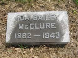 Ada Bailey McClure (1862-1943) - Find A Grave Memorial