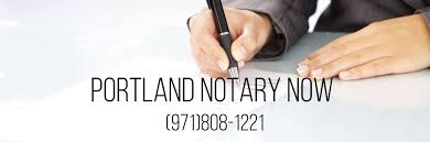 portland notary now mobile notary