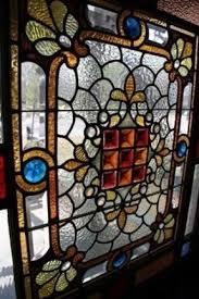 poppy stained glass window patterns