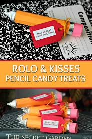rolo candy pencil