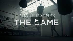 Duane Barnes - The Game / Muay Thai boxing on Vimeo