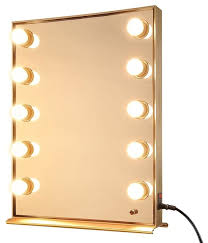 hollywood led lighted makeup tabletop