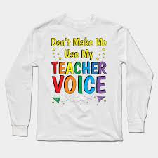teacher gifts funny teacher sayings quotes teacher long sleeve