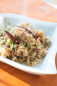 Shrimp Fried Brown Rice Recipe - Saved ...
