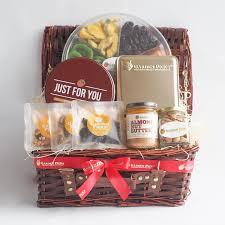 deluxe gift basket garden picks