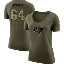 Aaron Stinnie Salute to Service Hoodies & T-Shirts - Buccaneers Store
