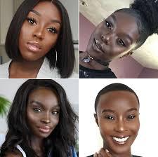 apply everyday makeup for black skin