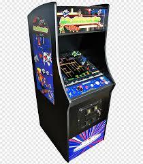 arcade cabinet ms pac man galaga jr
