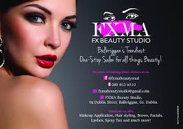 fxma beauty salon fx makeup academy