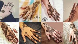 finger mehndi design simple and easy and beautiful 2019
