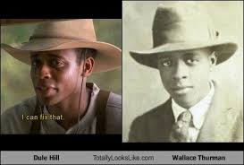 Dule' Hill Totally Looks Like Wallace Thurman | Dulé hill, Psych ...