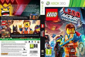 Lego Movie Game Xbox 360 Cover 2560x1710 Desktop Background