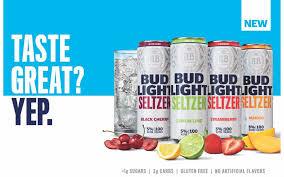 bud light seltzer hensley beverage