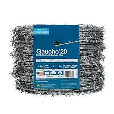 Bekaert Gaucho 15 5 Ga 4 Point High Tensile Barbed Wire 1 320 Ft 118294 At Tractor Supply Co