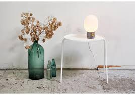 jwda concrete table lamp milia