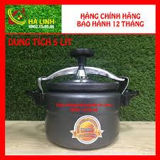Nồi áp suất bếp từ Đạt Tường - ASG04, Dung tích 5L, Dùng cho bếp ...