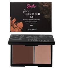 sleek makeup face contour kit duo