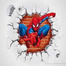arkadi 3d superman spiderman wallpaper