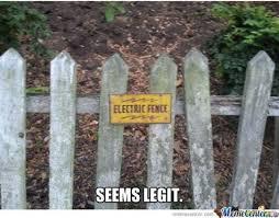 Fence Memes