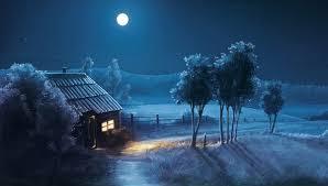best moon desktop wallpapers in psd