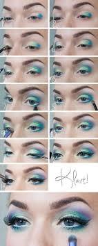 makeup colorful makeup tutorial