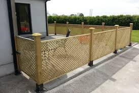 Garden Fencing Wood Fence Panels Timber Fencing Irish Timber Fencing Fencing Panels Post And Rail Wood Fencing
