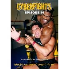 CYBERFIGHT 14 - AARON BAKER VS JAKE DAMIEN9 (DVD)
