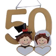 top 50th wedding anniversary gift ideas