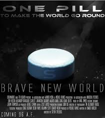 Brave New World - A Movie Poster by ...