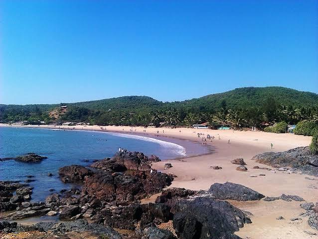 gokarna beach destination in India