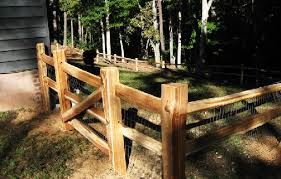 Fence Pictures To Help Choose A Style That Is Right For You