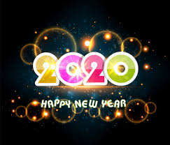 Happy New Year 2020 Wallpapers Top Free Happy New Year 2020